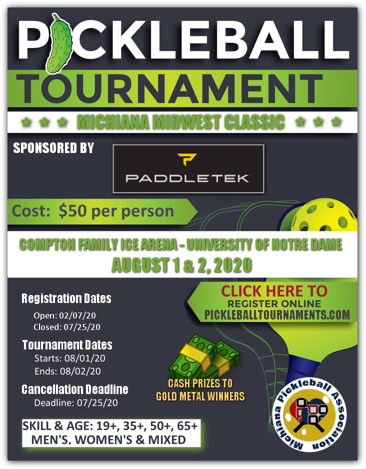 MidWest Classic Pickleball Tournament